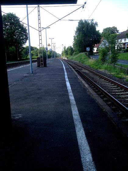 Bahnhof Kleinostheim