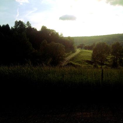 Abendlicht & Fernblick