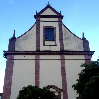 """Die Kirche """"Maria Geburt"""", Wallfahrtsstätte Nummer 7"""