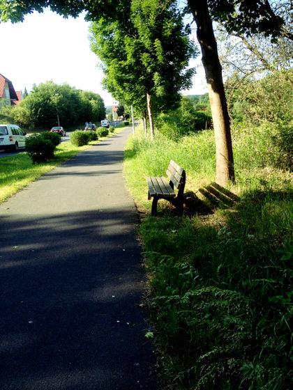 Kurz vor Schneppenbach