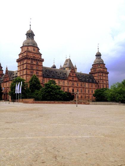 Wieder Schloss Johannesburg - wo ist der Markt?