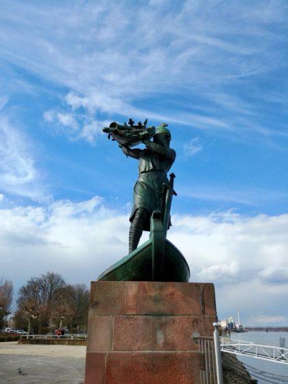 Das Hagendenkmal