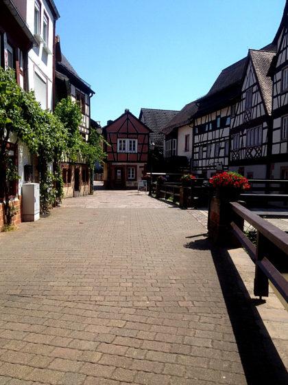 Annweiler, historischer Stadtkern
