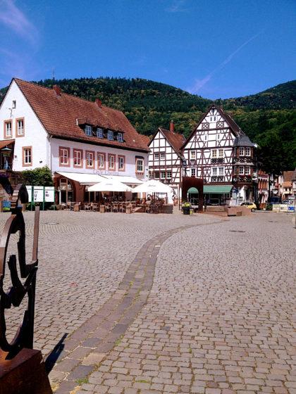 Annweiler, Marktplatz