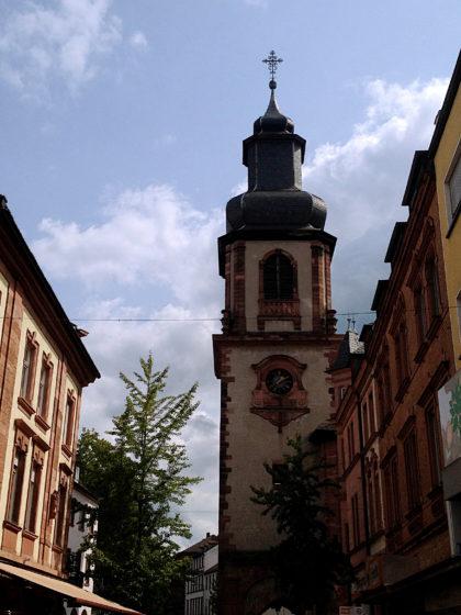 Die Sandkirche, Wallfahrtsort Nummer 9 des Marienweges
