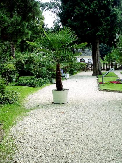 Die Orangerie im Park Schönbusch