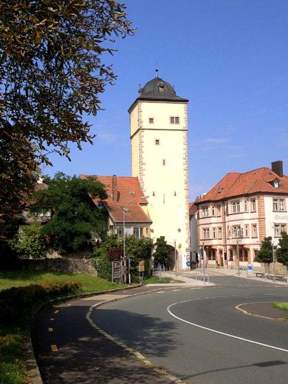 Ochsenfurt, Oberes Tor