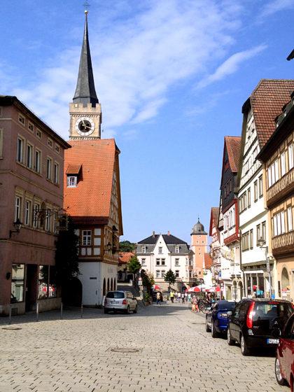 Ochsenfurt, Altstadtbereich