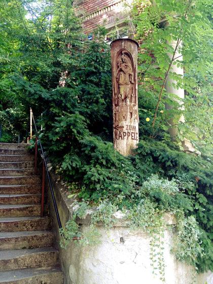 247 Stufen bis zum Käppele
