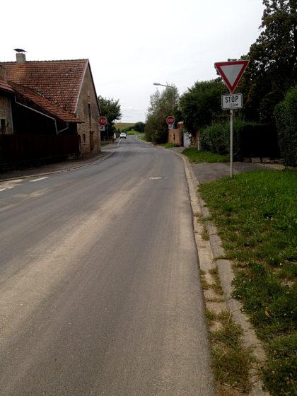 Allersheim, Hauptstraße