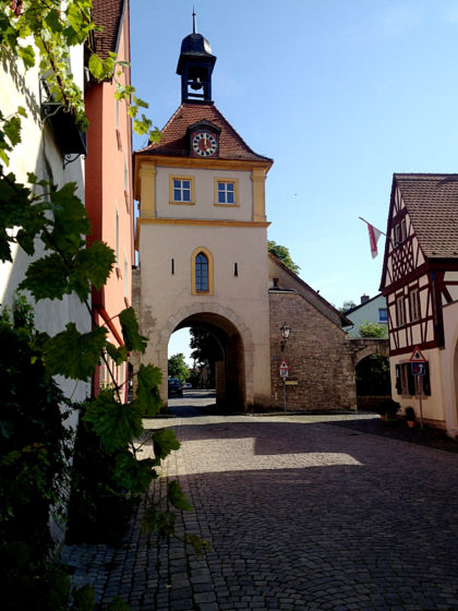 Sommerhausen, Ochsenfurter Tor