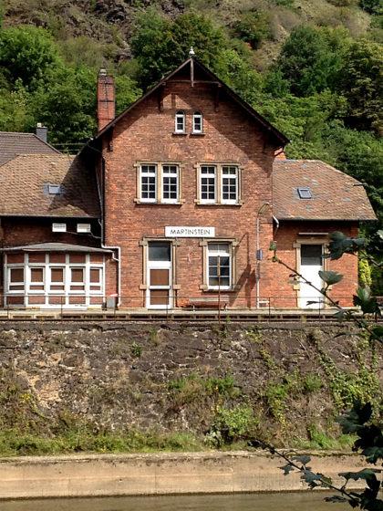 Bahnhof Martinstein