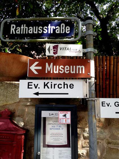 """Vitaltour Felsengarten"", genau dahin will ich!"