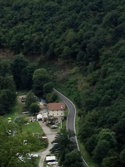 Blick hinab ins Kellenbachtal
