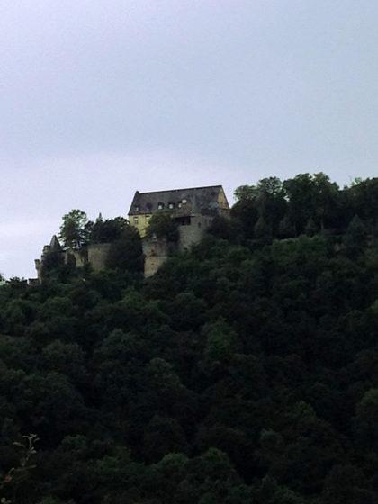 Wieder Schloss Dhaun