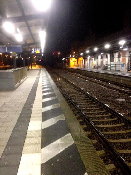 Bahnhof Neustadt/Weinstr.