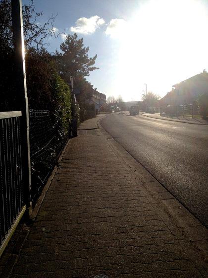 Zurück in Michelstadt