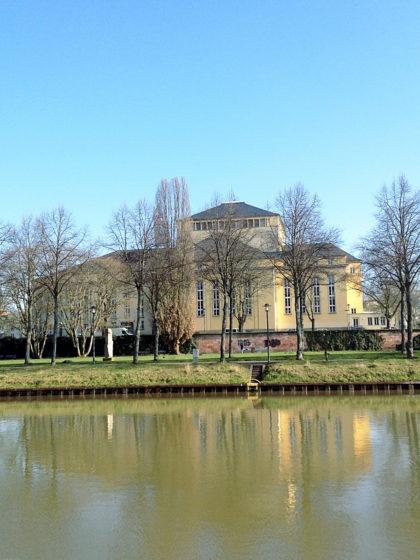 Das Saarländische Staatstheater