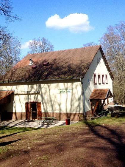 Ein Naturfreundehaus