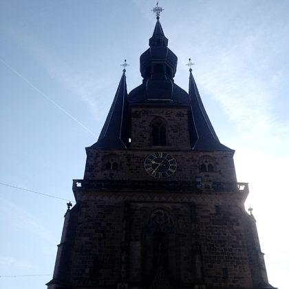 Außenansicht der Basilika
