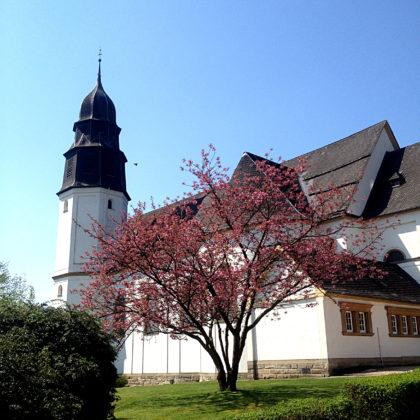 Christkönig-Kirche in Güdesweiler
