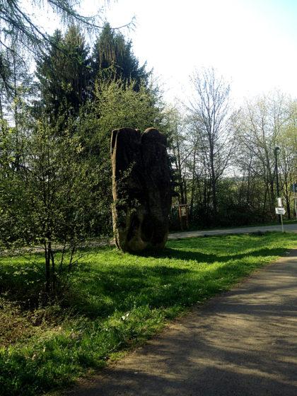 Eine letzte Skulptur