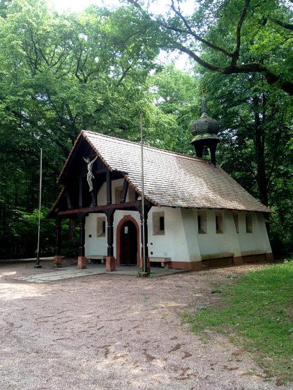 """""""Maria Frieden"""", Wallfahrtsstätte Nummer 12 des Marienweges"""