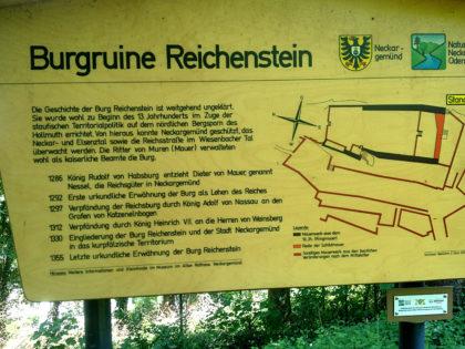 Die letzte urkundliche Erwähnung der Burg datiert aus dem Jahre 1355