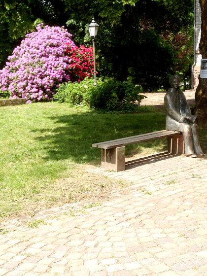 Menzerpark in Neckargemünd
