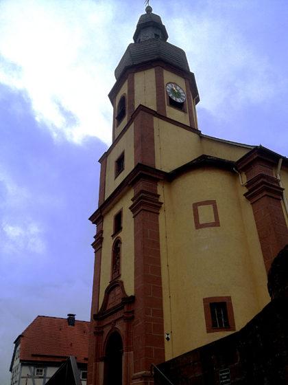 St. Gertraud in Elsenfeld