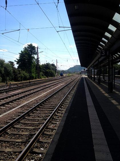 Bahnhof Saarlouis