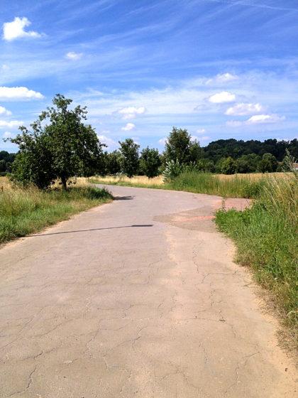 Zwischen Saarlouis und Beaumarais