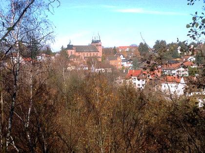 Die Kirche St. Laurentius in Heiligenwald