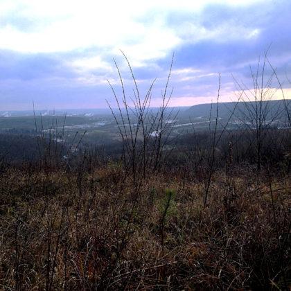Blick auf die Saar bei Dillingen