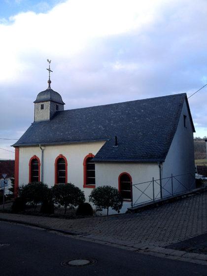 Die St.-Clemens-Kapelle in Menningen