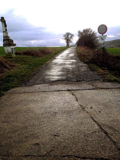 Die letzten Kilometer