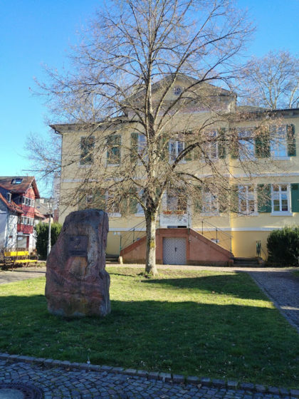 """Das Langbein-Museum; Carl Langbein trug im 19. Jahrhundert eine große """"Naturalien- und Alterthümer-Sammlung"""" zusammen"""