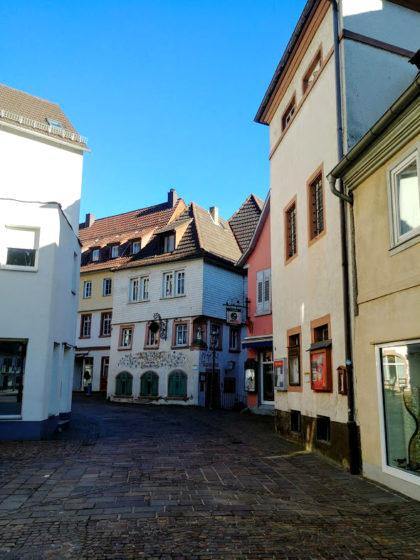 Die Altstadt von Hirschhorn