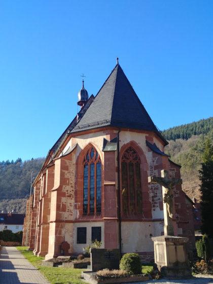Die 600 Jahre alte Ersheimer Kapelle