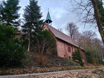 Die Allerheiligenkapelle