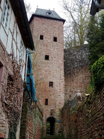 Der Schnatterlochturm