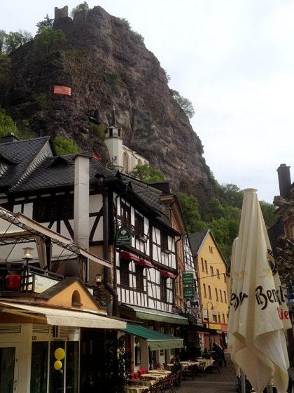 Die Felsenkirche, das Wahrzeichen von Idar-Oberstein