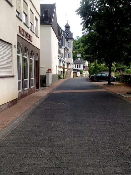 Balduinstein, unser Startpunkt