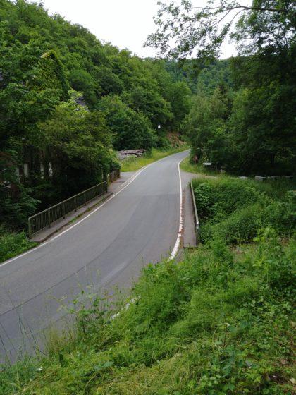 Nächste Landstraße