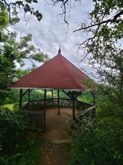 Der Aussichtspunkt Gabelstein