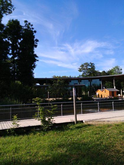 Das Cloef-Atrium