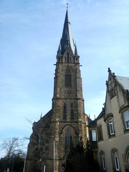 Katholische Kirche St. Ludwig Edenkoben
