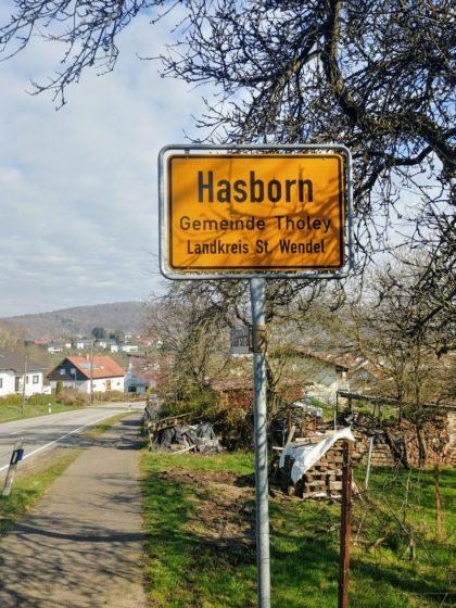 Hasborn hat ca. 2 600 Einwohner