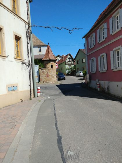 In Herxheim am Berg