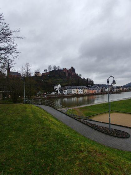 Brücke Saarburg
